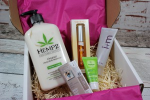 Vegan Box Beauty Februar 2016