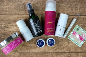 Vegan Beauty Basket Februar 2016