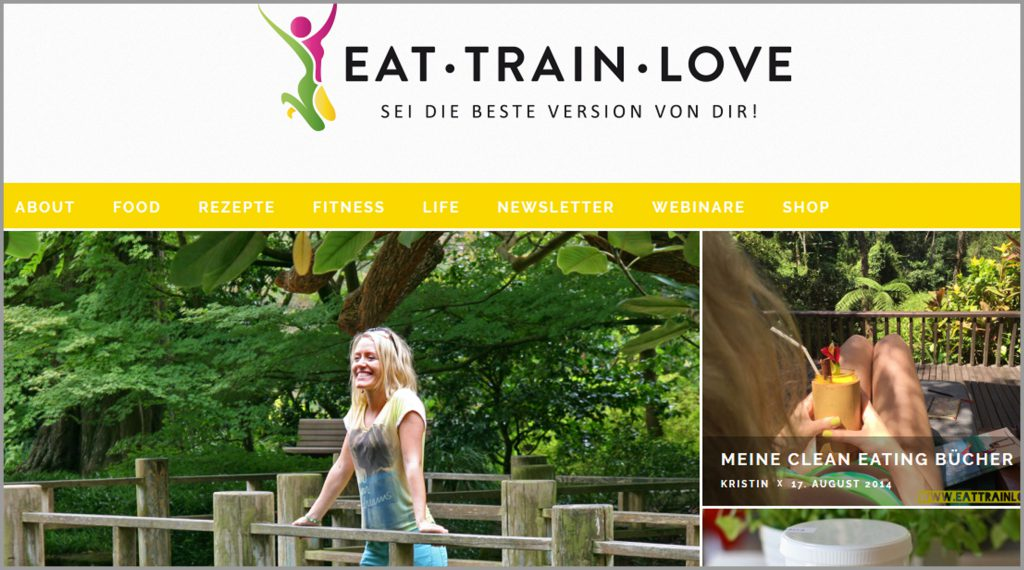 Meine 11 liebsten deutschsprachrigen Yoga Blogs Eat Train Love