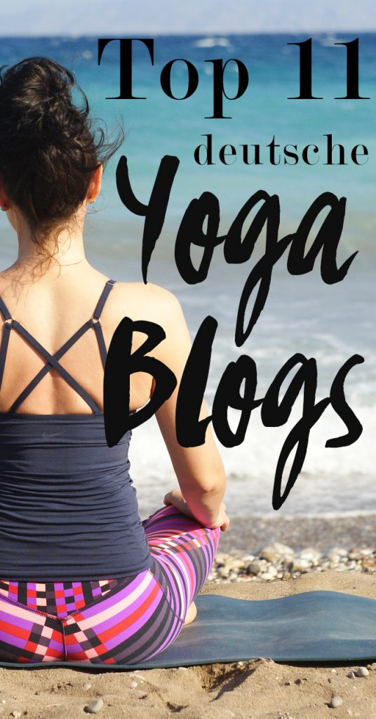 Meine Top 11 deutschsprachigen Yoga Blogs